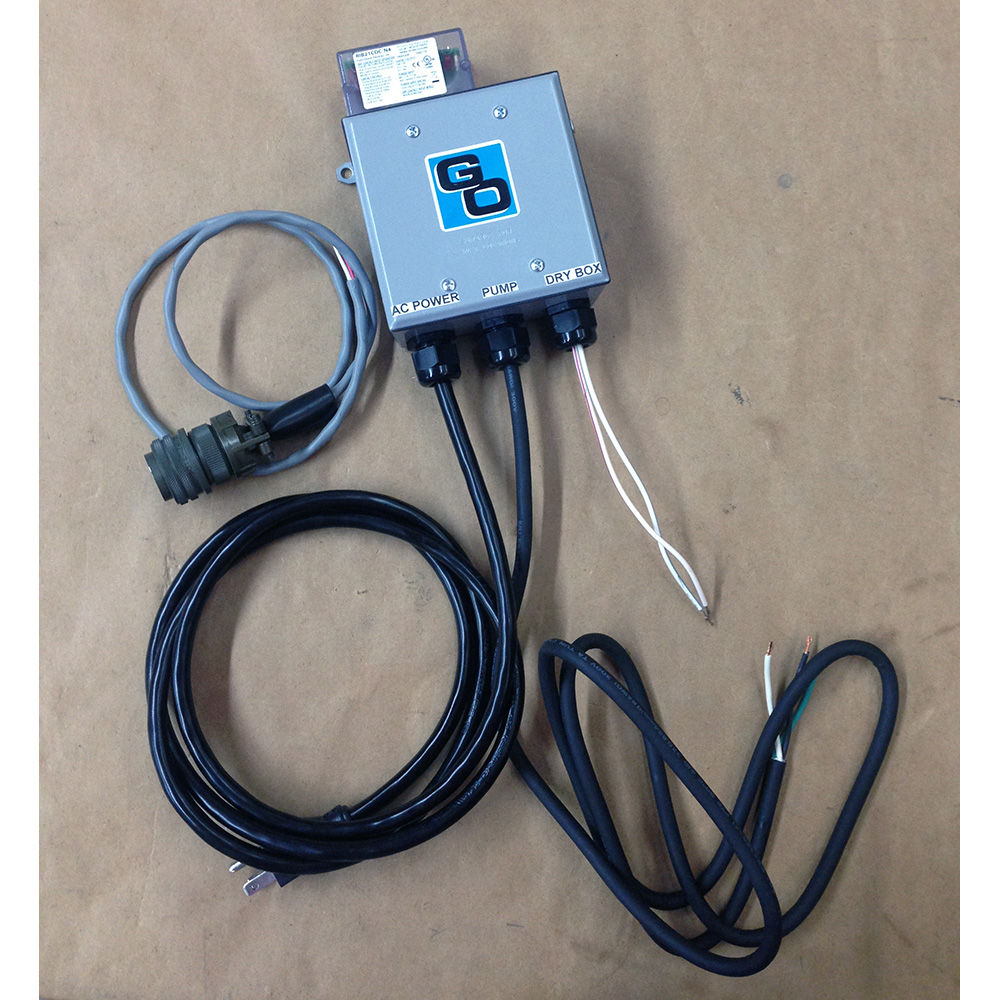 Kit, Relay Assembly For Intake Pump