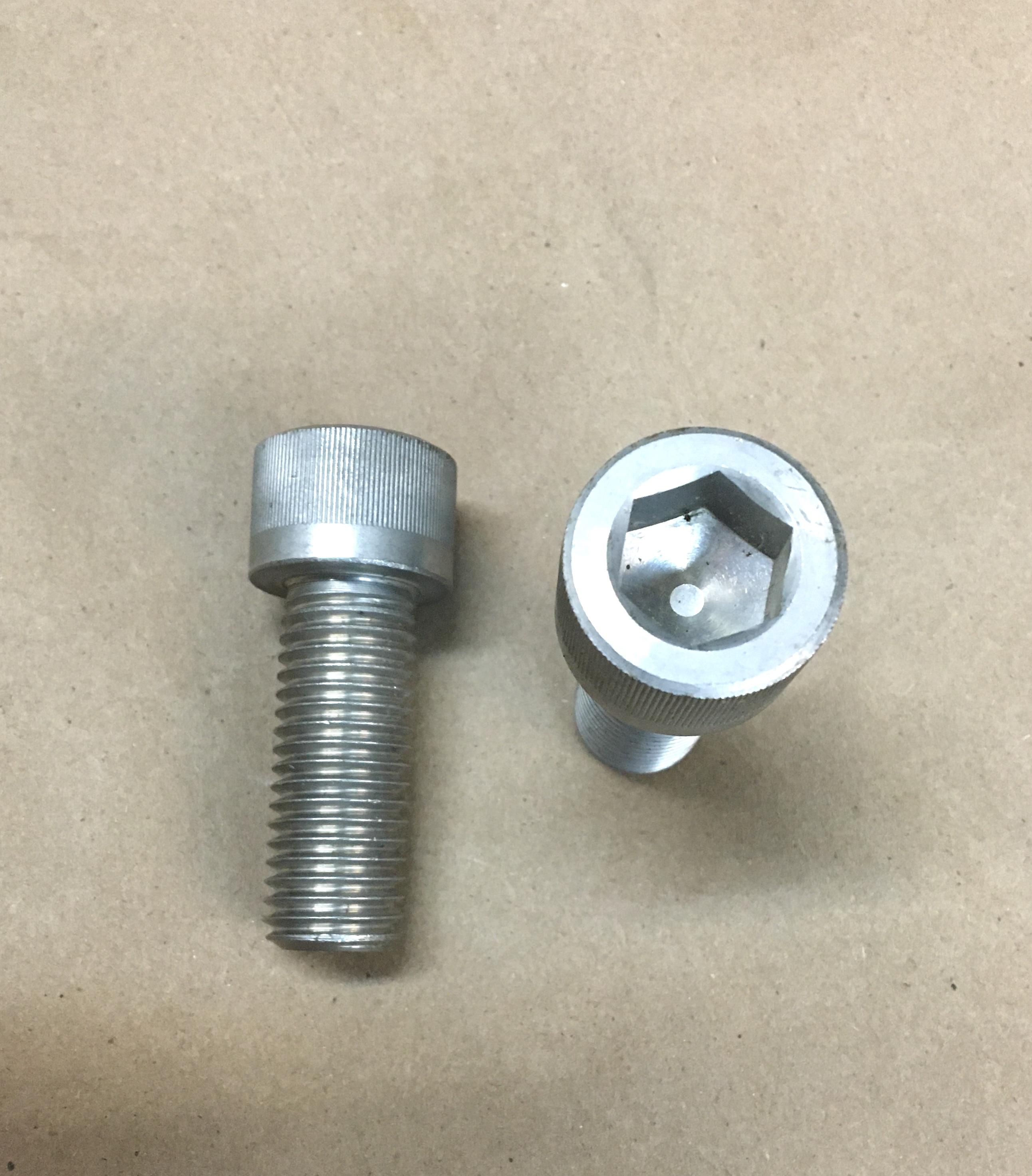 BOLT, 3/4-10 X 2 Socket hd, 18-8ss