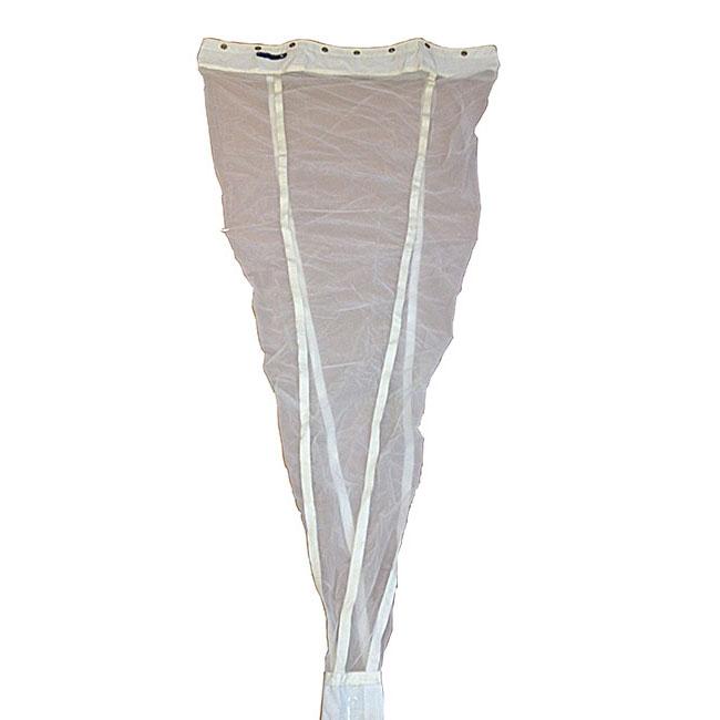 Plankton Net, 75cm Dia. 3/1 Size, 202 Micron Opening