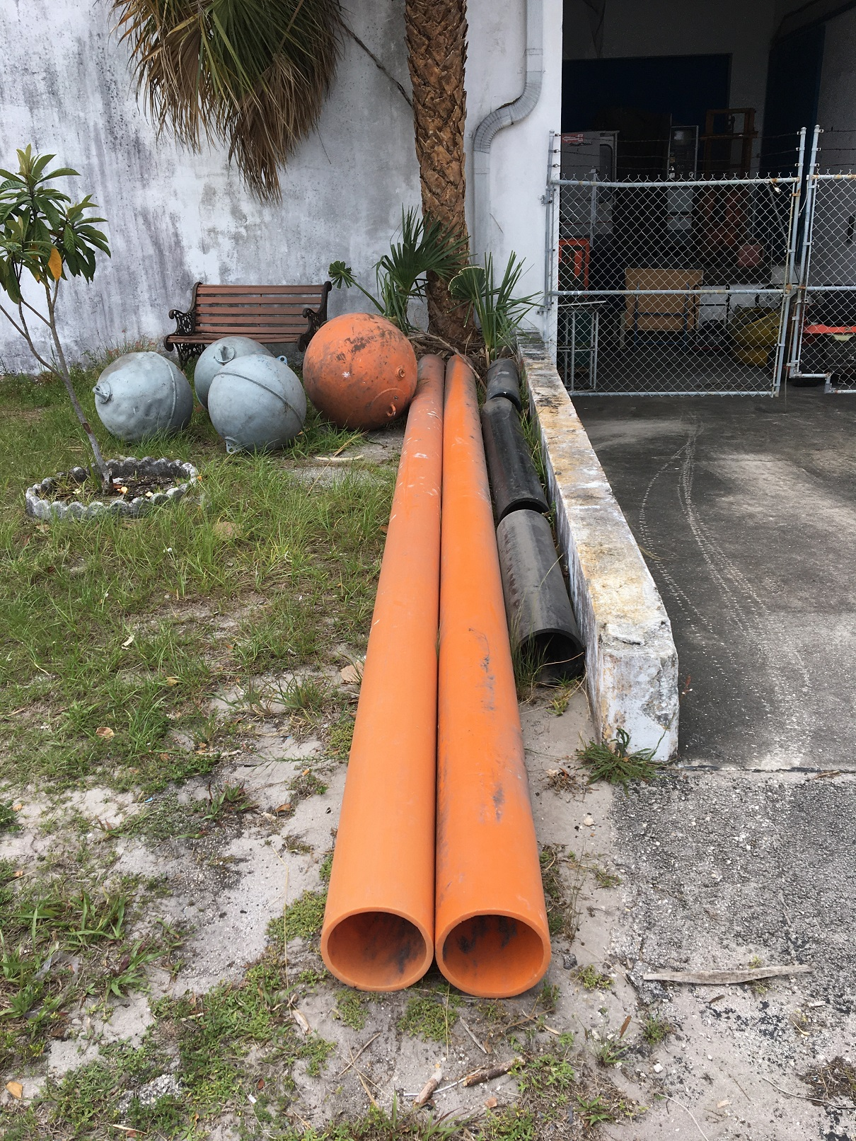 PIPE, 8.550OD X.50W T-1,CL-H,G1 HDPE
