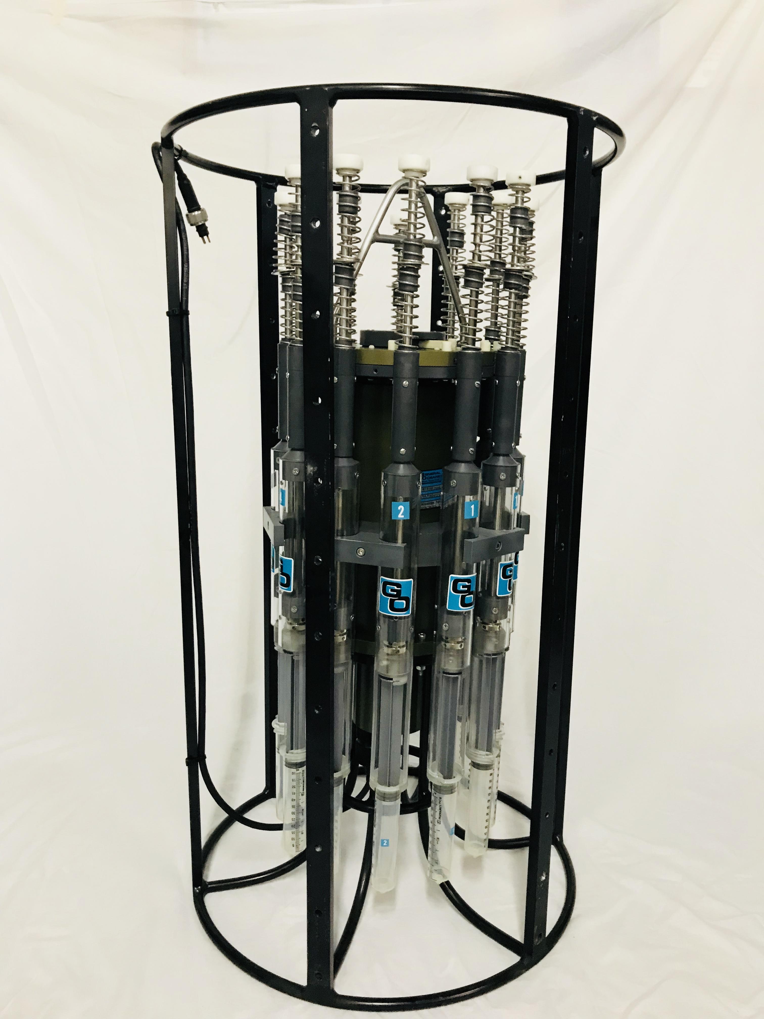 ROSETTE 12 POSITION 60ML Syringes,long body